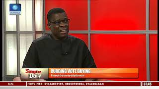 Vote Buying: Many Politicians Should Be In Jail - INEC Official Pt.1 |Sunrise Daily|