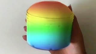 connectYoutube - Soufflé Slime - Most Satisfying Slime Asmr #2 (@fantasy.slimes)