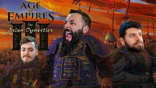 🔴 Age Of Empires III LIVESTREAM! | TechItSerious