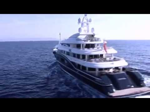 SUPERYACHT NUMPTIA VIDEO