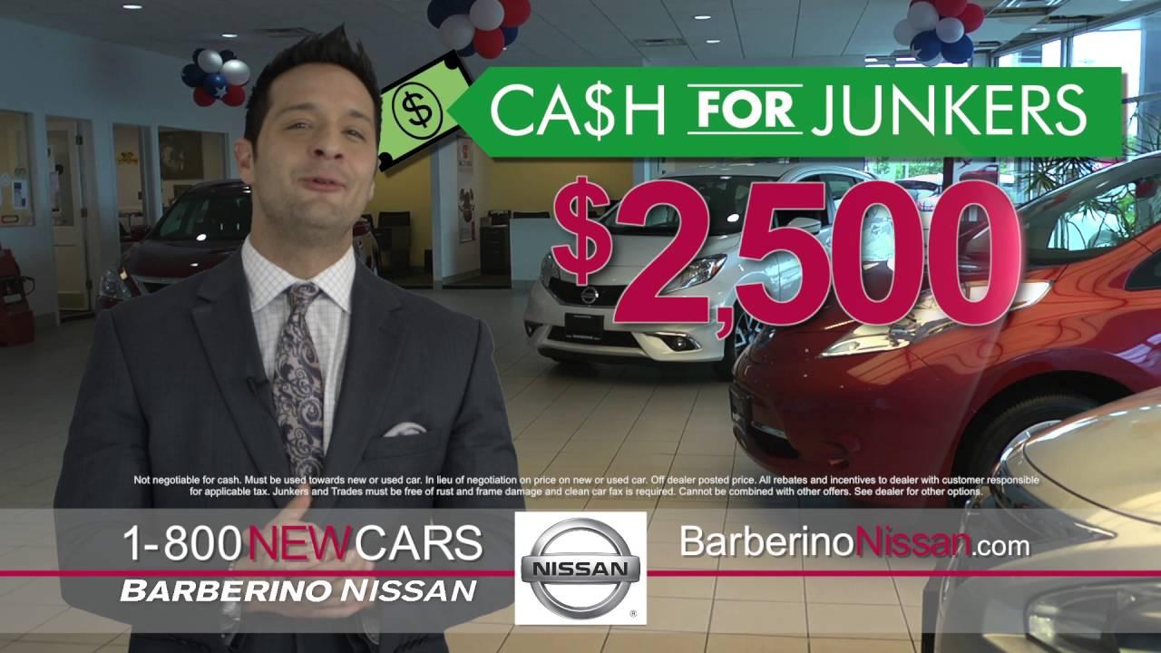 Barberino Nissan Youtube