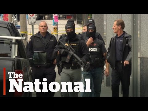 Ottawa shooting confusion caused by scale of police response