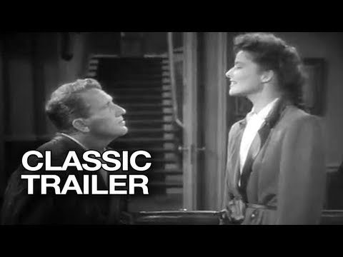 Without Love Official Trailer #1 - Keenan Wynn Movie (1945) HD