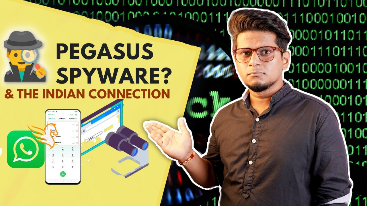 What is Pegasus Spyware   The Biggest threat to privacy