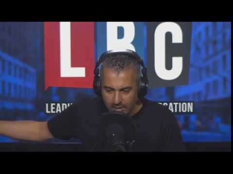 Devout British muslim woman demands sharia on live radio