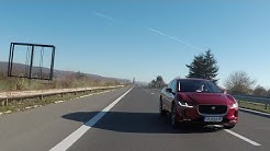 2020 Jaguar I Pace EV400 HEEL TOE Review