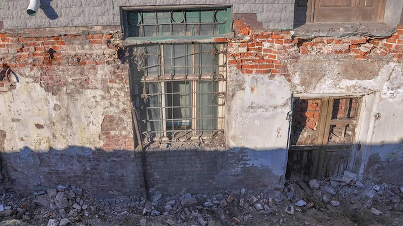 Картинки по запросу Исчезнувшая Тюмень, часть 4. Откопанные здания.