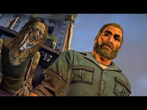 Tripp Saves Javier (Walking Dead   Telltale Games)