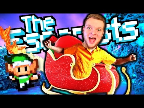 FLYING OUTTA HERE!! 🚀 | The Escapists (Jingle Cells Escape) #4