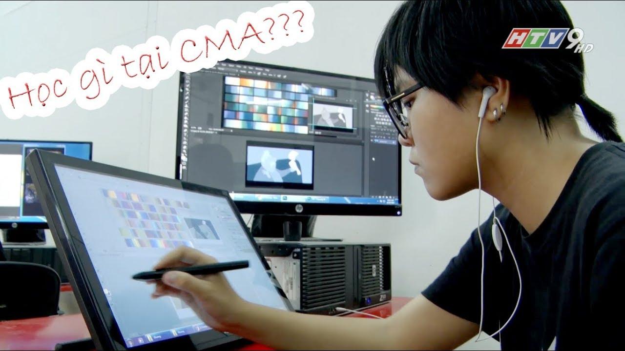 HTV9 Học gì tại Viện Truyện Tranh & Hoạt Hình Việt Nam – Cơ hội VIỆC LÀM sau tốt nghiệp