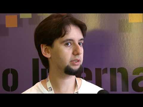 Eduardo Melo no 3º Congresso Internacional CBL do Livro Digital