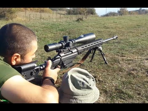 TIKKA T3x Tac A1 стрельба на 200м (.308win)