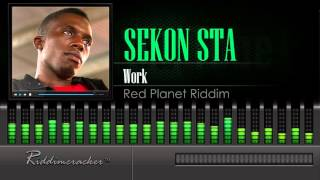 sekon sta work red planet riddim soca 2016 hd