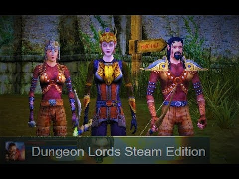 Dungeon Lords - #18 - Talking to Lord Graemare!  