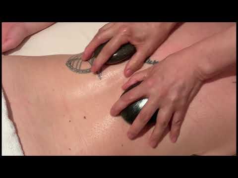 Hot Stone Massage at Rehoboth