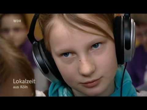 Lokalzeit aus Köln Ganz schön pfiffig - Grundschüler machen Radio