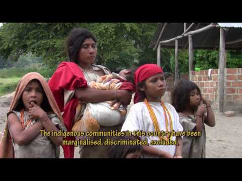 Colombia: Human Rights defenders and the Wiwa indigenous community
