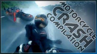 Motorcycle Crash Compilation [Подборка мото аварий] 2016
