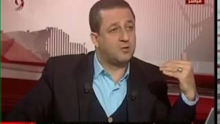 حسين مرتضى - حوار خاص على قناة الاخبارية السورية 31-01-2017