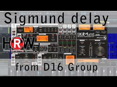 Sigmund Delay