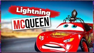 CARS DEUTSCH - Disney Kinderfilm - Cars Toons Toon - Lightning McQueen & Hook & Frank & Trecker - 4K thumbnail