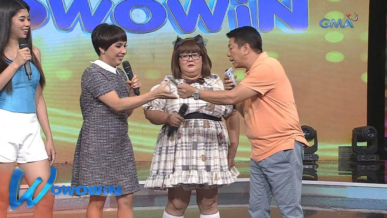 Download Wowowin: Donita Nose at Boobsie, diniskartehan si Kuya Wil!