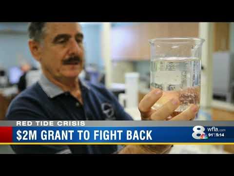 Gov. Rick Scott directs $2.2 million to Mote Marine Lab to combat red tide