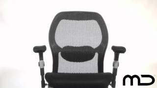 homcom deluxe mesh ergonomic seating office chair. deluxe mesh ergonomic office chair - low back from milan direct aus homcom seating