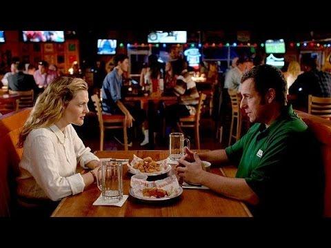 Blended (Starring Adam Sandler & Drew Barrymore) Movie Review