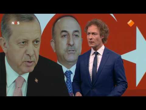 Extra NOS Journaal: Turkse minister uitgezet