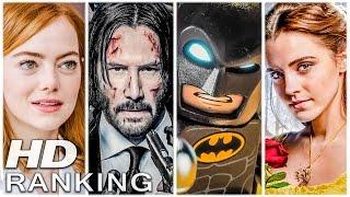Die BESTEN Filme 2017 im 1. Quartal
