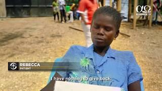 Un centru de tratare a Ebola in Congo