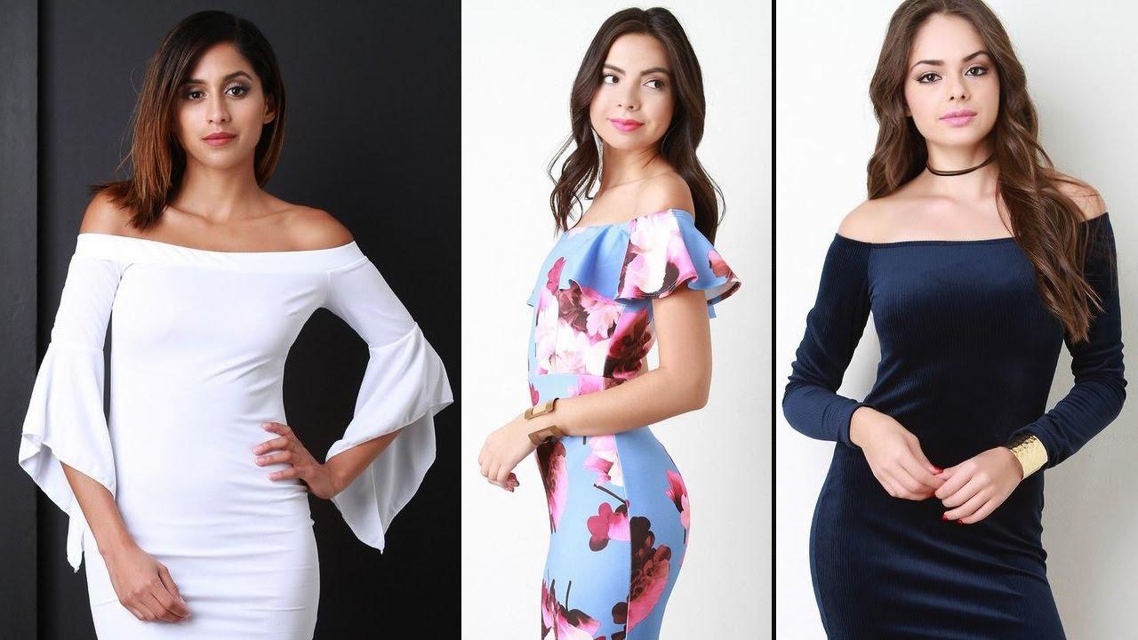 Fotos de vestidos para mujeres de 40