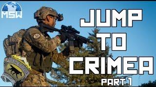 Jump to crimea