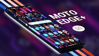 Moto Edge+ Review: Cutting through the Noise!