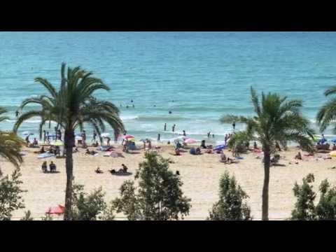 Alicante City Super Beach