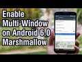 How to enable Multi-window Feature in Asus Zenfone 2 Laser