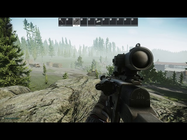 SKS How To Attach The PSO Scope Weapon Modding Guide Escape From