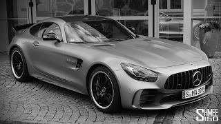 The Spec For My AMG GT R