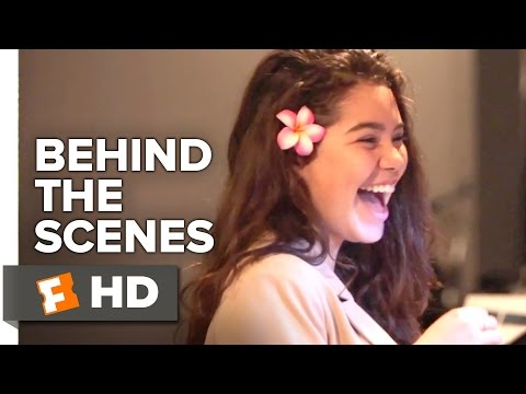 Moana Behind the Scenes - Casting Moana: Introducing Auli'i Cravalho (2016) - Disney Movie HD
