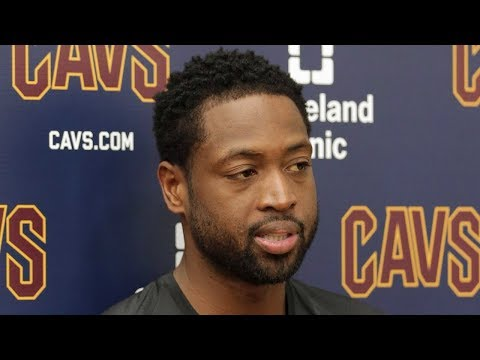 (FULL) Dwyane Wade Cleveland Cavaliers introductory news conference | ESPN