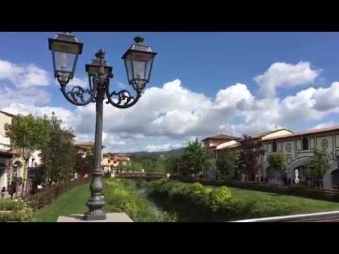 Barberino Designer Outlet | Italia. (Mai 2016. 4K)
