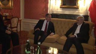 Встреча Лаврова и Зарифа по Сирии: министры обменялись