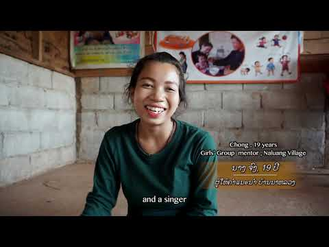 Nang Noi - Girls' Group Initiative piloted in Sepon District, Savannkhet, Laos