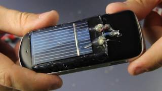 Emergency Solar Phone