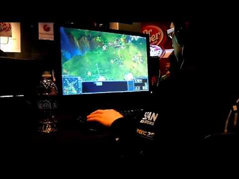 MLG: Sjow vs Bomber APM