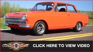 1965 Ford Cortina GT MK1 (SOLD)