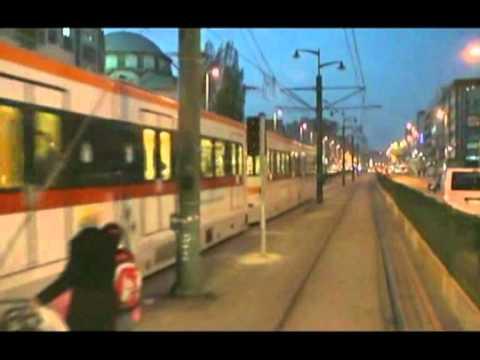 İstanbul T4 Topkapı-Mescidi Selam Tramvay Hattı (Şehitlik-Mescidi Selam arası)