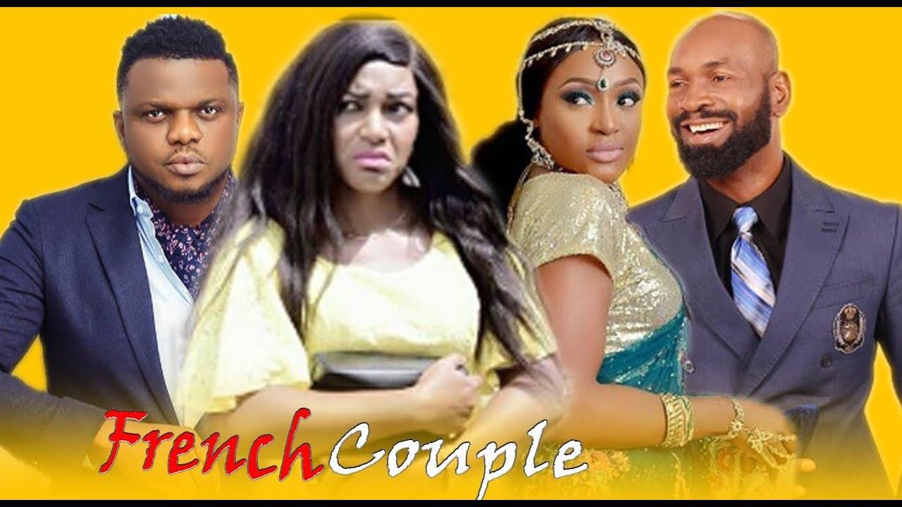 Download The French Couple Season 3 - Ken Erics & Queen Nwokoye Latest Nollywood Movies.