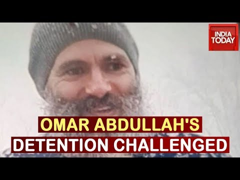 Omar Abdullah's Sister Challenges His Detention, Approaches SC